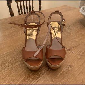 Shoes - Michael Kors wedges